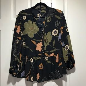 Limited Edition Floral Blouse